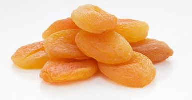 Sulphurated Dried Apricots